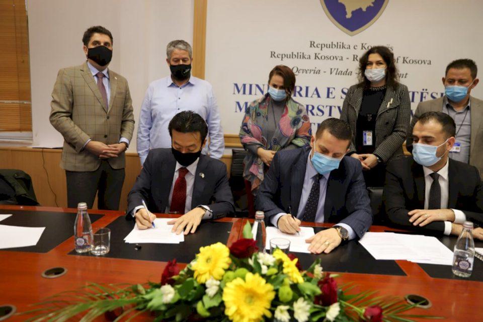 ShSKUK-ja  përfituese e grantit prej 800 mijë euro nga Qeveria e Japonisë