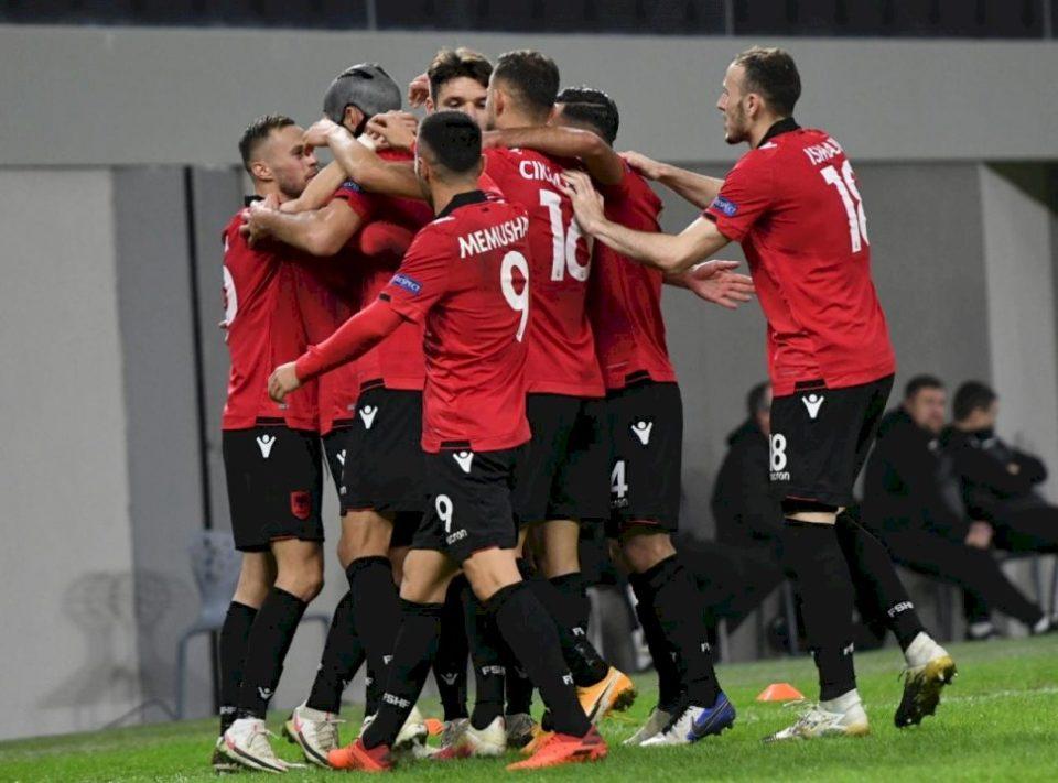"""Pas Kosovës dhe Shqipëria mëson kundërshtarët e vet në kualifikimet për botërorin """"Katar 2022"""""""