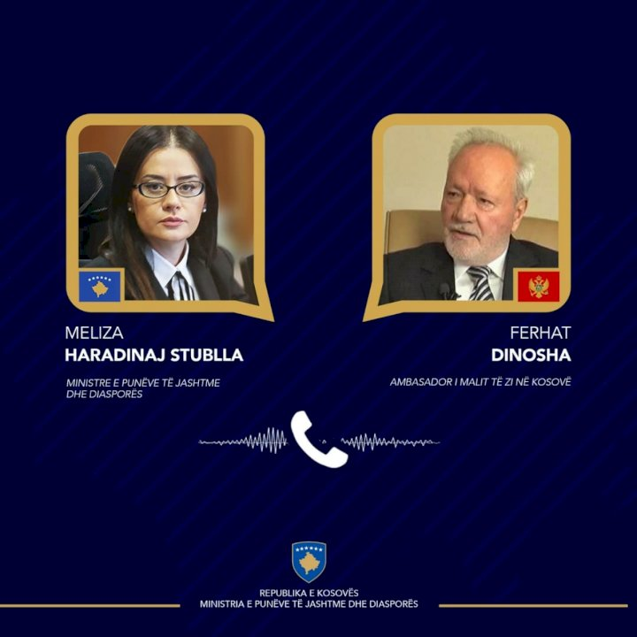 MPJD: Mali i Zi e kishte vendosur Kosovën me fusnotë gabimisht