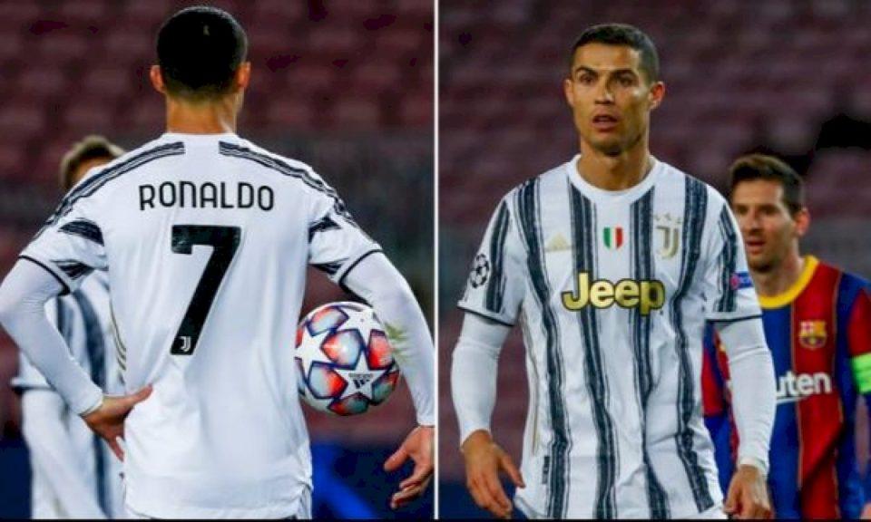 Ronaldo ka një mesazh pas suksesit ndaj Barcelonës, por nuk e përmend Messin