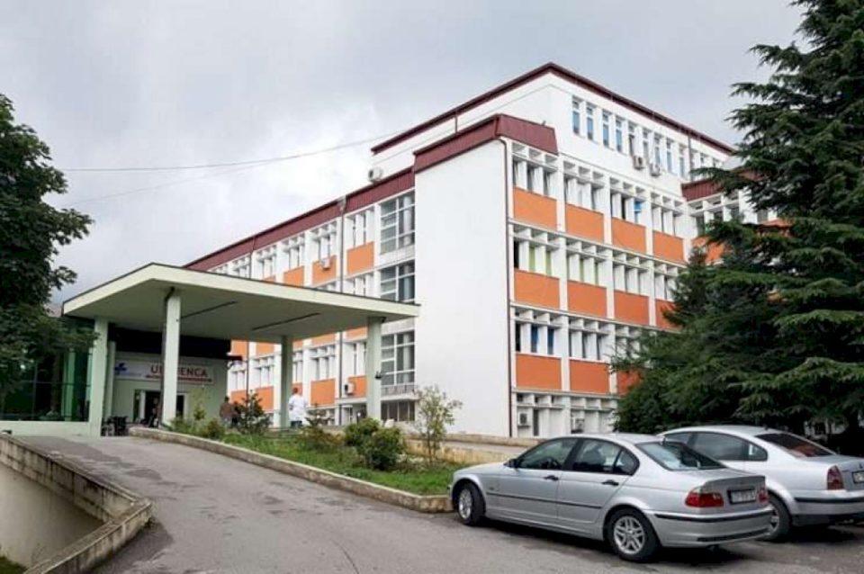 Në Spitalin e Pejës 145 pacientë me Covid-19, 93 prej tyre në oksigjeno-terapi
