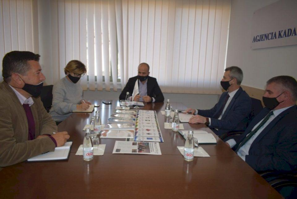Agjencia Kadastrale dhe Administrata Tatimore me marrëveshje bashkëpunimi