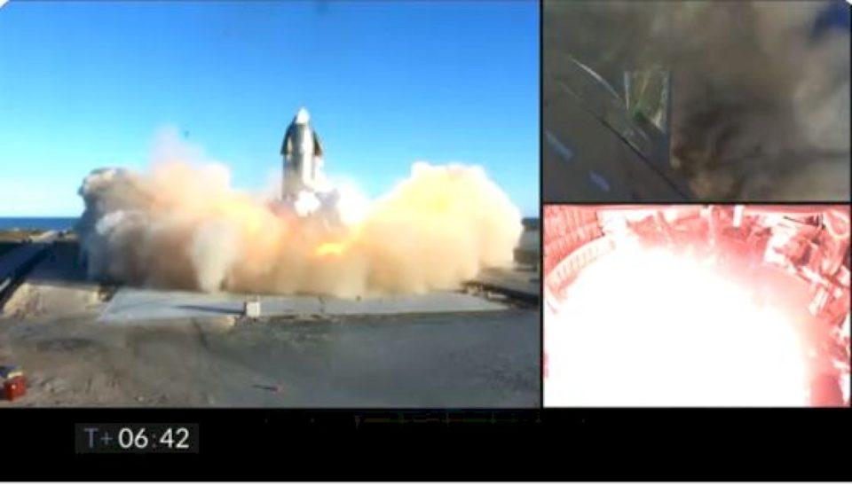 VIDEO – Raketa e kompanisë SpaceX shpërthen gjatë uljes në Tokë