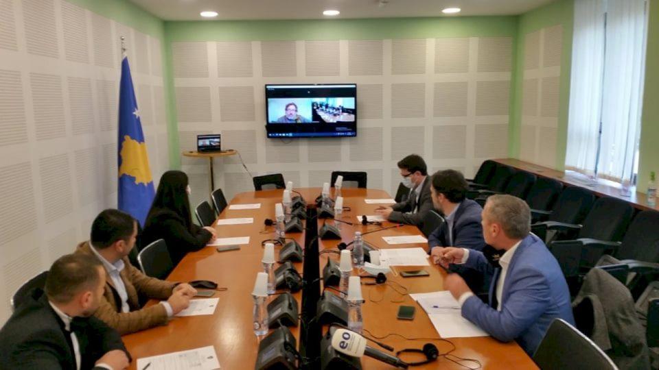Ish-zyrtari i AKP-së nuk raporton në Komisionin Hetimor për shkaqe teknike