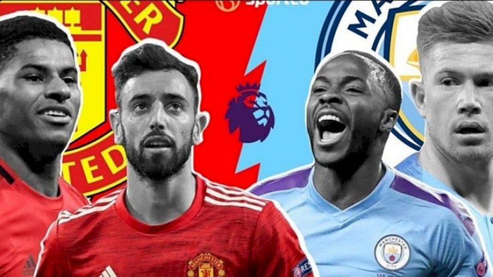 Man Utd – Man City, formacionet zyrtare të derbit të zjarrtë lokal