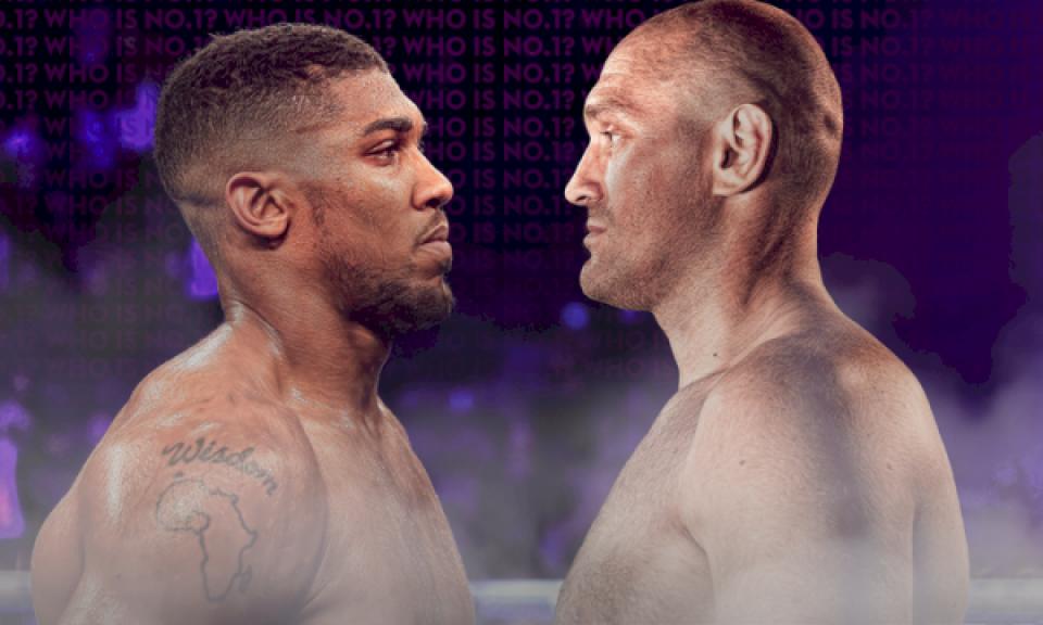 Tyson Fury s'humb kohë, i përgjigjet ashpër Anthony Joshuas