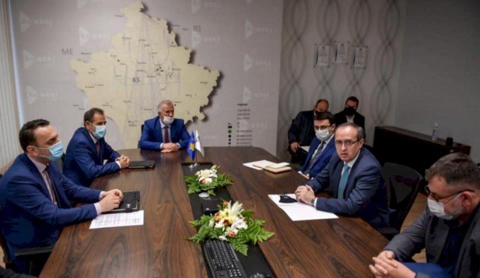 Hoti: Pavarësimi energjetik është sukses i përbashkët i Kosovës dhe miqve ndërkombëtarë