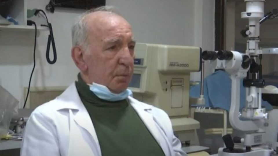 Ymer Çavolli, mjeku që ka përjetuar dy pandemi