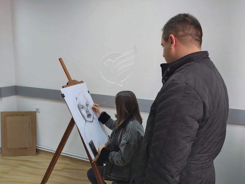 Komuna e Dragashit përkrah artistët e rinjë