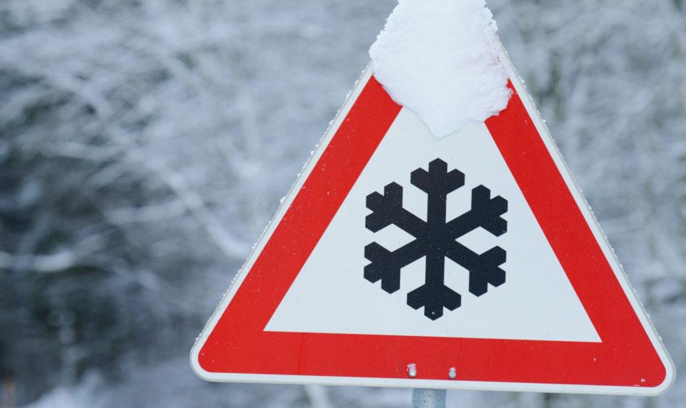 Moti sot, ftohtë dhe borë