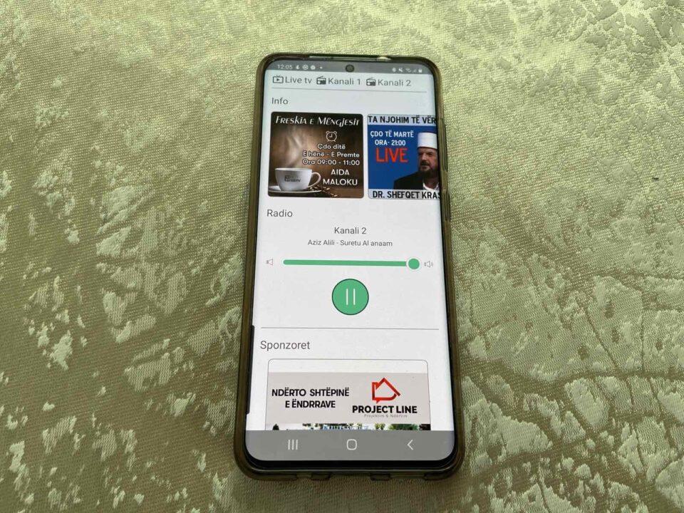 Aplikacioni i Rtv Pendimit së shpejti me një dizajn të ri