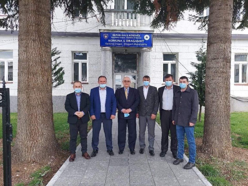 Ambasadori i Bullgarisë, Hristo Gudjev viziton Komunën e Dragashit